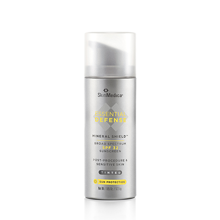 SkinMedica ESSENTIAL DEFENSE MINERAL SHIELD BROAD SPECTRUM SPF 32 TINTED (SUN PROTECTION) (1.85 oz / 52.5 g)