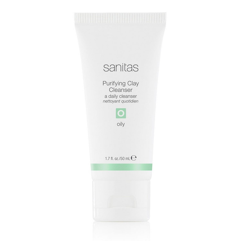 sanitas Purifying Clay Cleanser (5 fl oz / 150 ml)