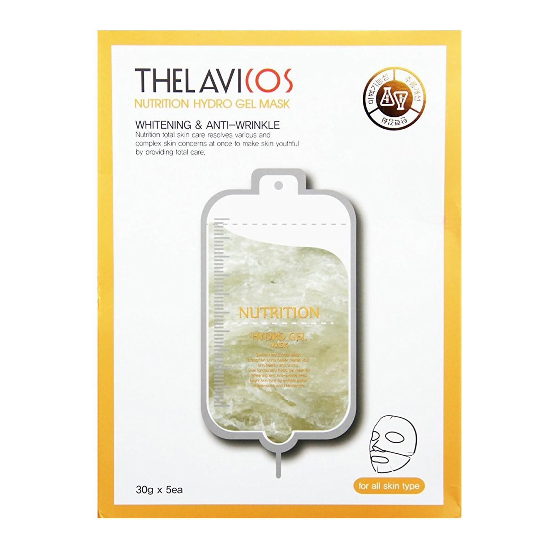 THELAVICOS NUTRITION HYDRO GEL MASK (5 x 30 g)