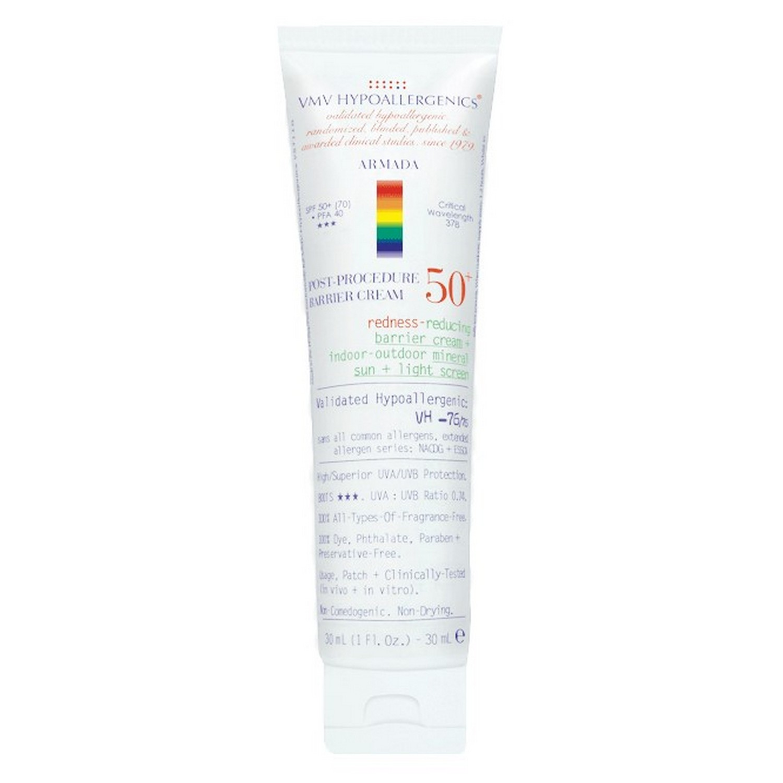 Buy VMV Hypoallergenics ARMADA POST-PROCEDURE BARRIER CREAM 50+ (30 ml / 1.0 fl oz)