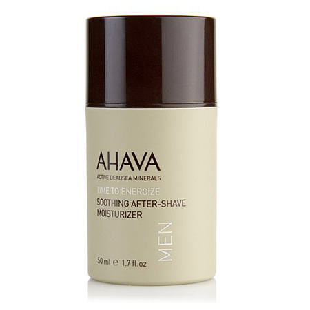 AHAVA SOOTHING AFTER-SHAVE MOISTURIZER (50 ml / 1.7 fl oz)