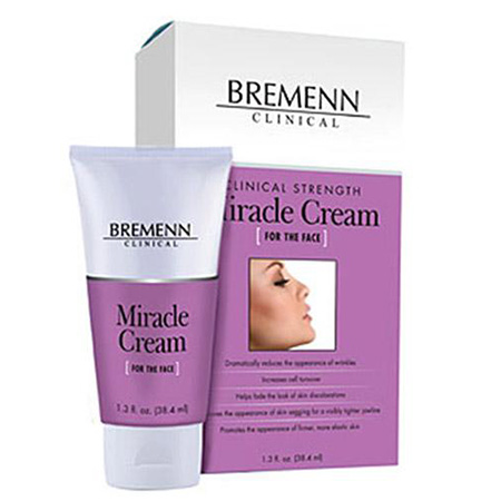 Bremenn Clinical Miracle Cream for the Face (1.3 oz / 38.3 ml)