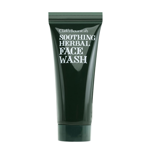 Clark's Botanicals SOOTHING HERBAL FACE WASH (7.4 fl oz / 220 ml)
