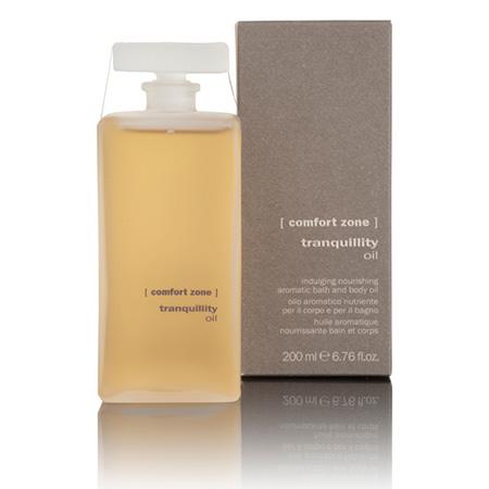 Comfort Zone tranquility oil (200 ml / 6.76 fl oz)