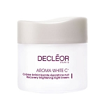 Decleor Aroma White C+ Recovery Brightening Night Cream (1.69 fl oz / 50 ml)