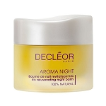 Decleor AROMESSENCE IRIS Rejuvenating night balm (1 fl oz / 30 ml) (Mature and Aging Skin)