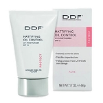 DDF Mattifying Oil Control SPF 15 (1.7 oz / 48 g) (Oily and Acne Prone Skin)