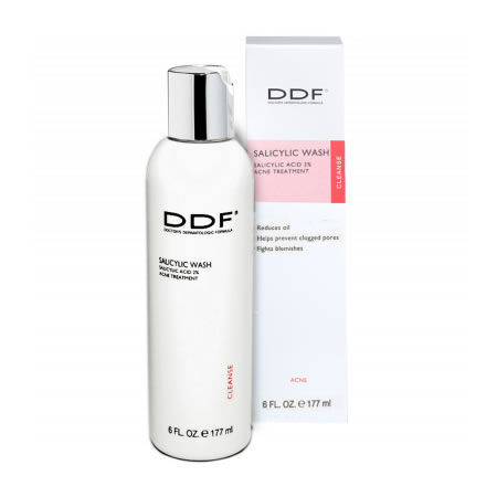 DDF Salicylic Wash (6.0 fl oz / 177 ml)