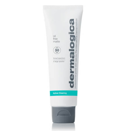Dermalogica oil free matte spf 30 (mediBac clearing) (1.7 fl oz / 50 ml)