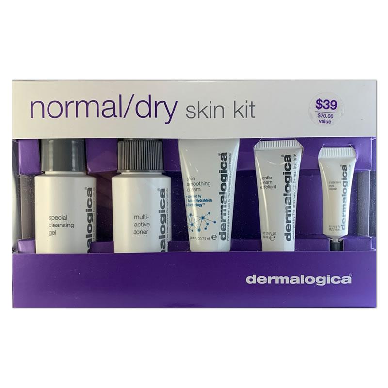 Dermalogica normal/dry skin kit (set)