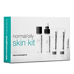 dermalogica skin kit - normal/oily (set) ($53 value)