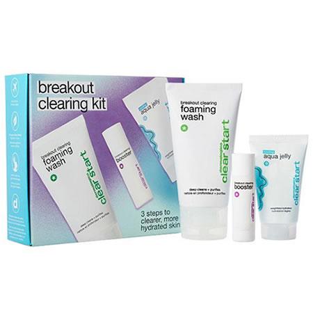 Dermalogica Breakout Clearing Kit (clear start) (set)