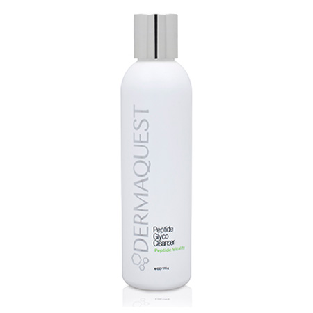 DermaQuest Peptide Glyco Cleanser (6 fl oz / 177.4 ml)