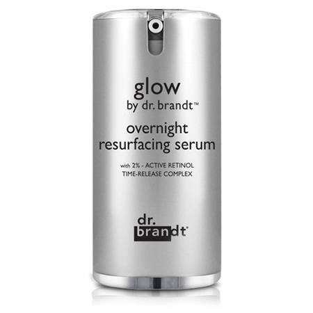 Dr. Brandt glow by dr. brandt overnight resurfacing serum (1.7 fl oz / 50 ml)