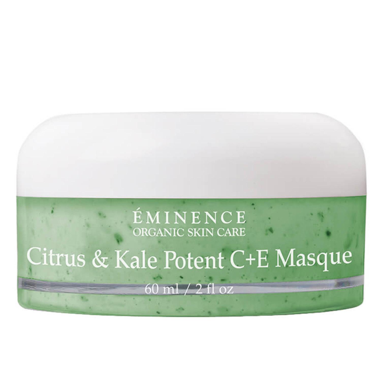Eminence Citrus and Kale Potent C+E Masque (60 ml / 2.0 fl oz)