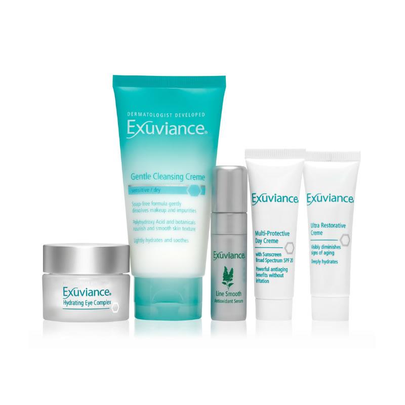 Exuviance Exuviance Essentials Sensitive/Dry (set)