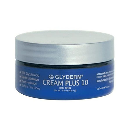 GlyDerm CREAM PLUS 10 (1.5 oz / 42.5 g)