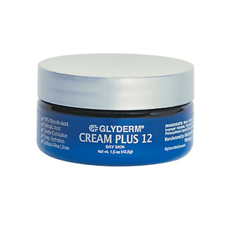GlyDerm CREAM PLUS 12 (1.5 oz / 42.5 g)