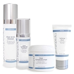 glotherapeutics Clear Skin Kit (Oily to Acne Prone Skin)