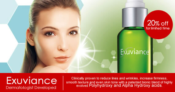 Exuviance Sale, Exuviance Products