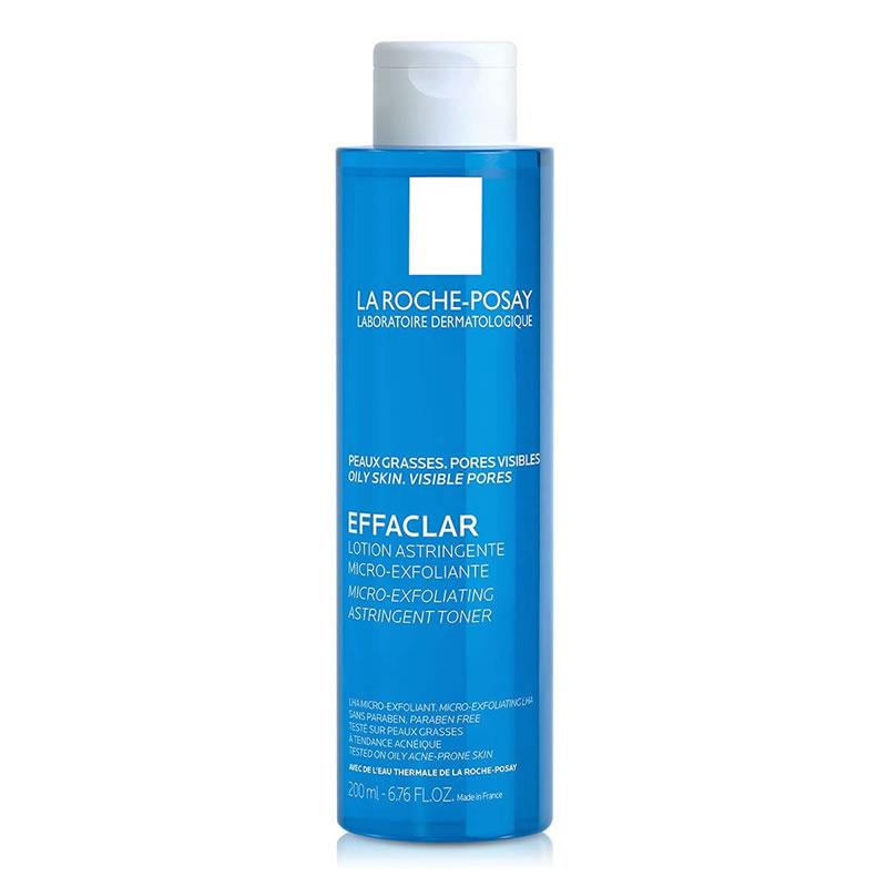 La Roche-Posay EFFACLAR ASTRINGENT LOTION MICRO EXFOLIANT (200 ml / 6.76 fl oz)