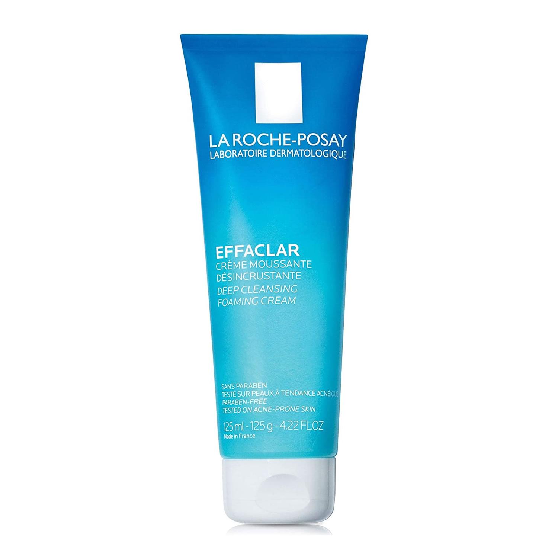 La Roche-Posay EFFACLAR DEEP CLEANSING FOAMING CREAM (125 ml / 4.2 FL. OZ.)