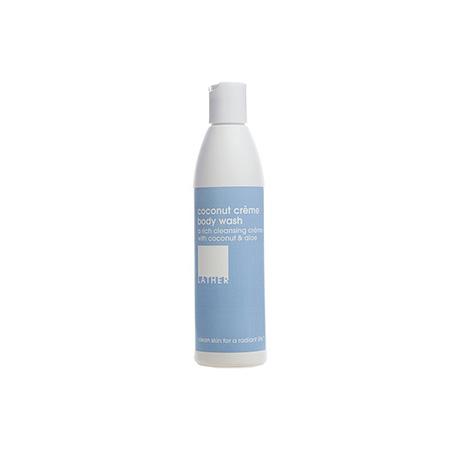 LATHER coconut creme body wash (8 fl oz / 236 ml)