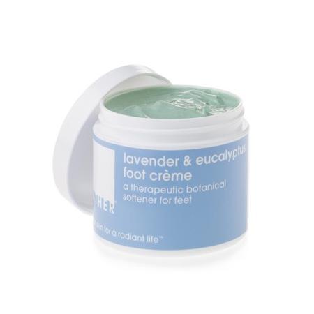 LATHER lavender & eucalyptus foot creme (4 oz)