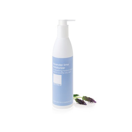 LATHER lavender lime moisturizer (8 oz)
