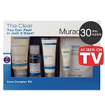 Murad Acne Complex Kit with Clarifying Wipes (30 Day) (Acne) (Kit)
