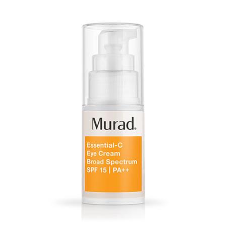 Murad Essential-C Eye Cream Broad Spectrum SPF 15 | PA++ (ENVIRONMENTAL SHIELD) (0.5 fl oz / 15 ml)