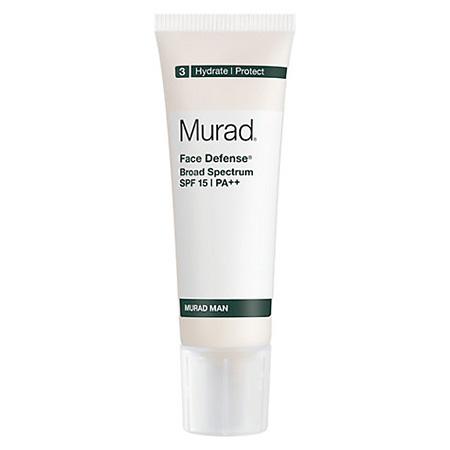 Murad Face Defense Broad Spectrum SPF 15   PA++ (MURAD MAN) (1.7 oz / 50 ml)