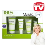 Murad Youthful Skin Renewal Kit (MURAD RESURGENCE KIT) (Kit)
