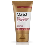 Murad Oil-Free Sunscreen Broad Spectrum SPF 30 | PA+++ (Age-Proof Suncare) (1.7 oz / 50 ml)