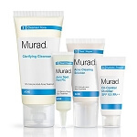 Murad Acne Starter Kit (Acne) (set) ($51 value)