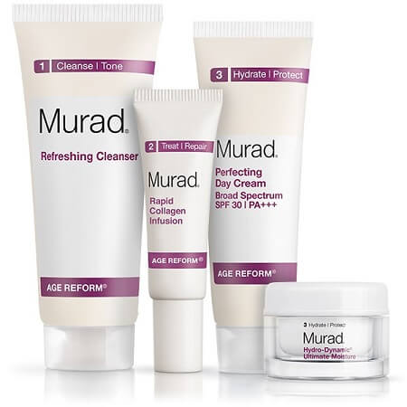 Murad AGE REFORM STARTER KIT (AGE REFORM) [$63 value] (set)