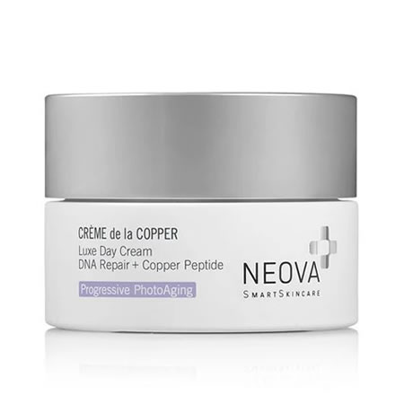 Neova Skincare CREME DE LA COPPER -- NEW (CU+DNA) (50 ml / 1.7 fl oz.)
