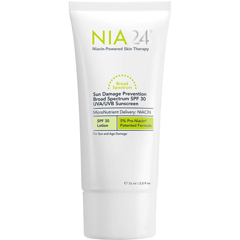Buy NIA24 Sun Damage Prevention UVA/UVB Sunscreen SPF30 PA+++ (75 ml / 2.5 fl oz)
