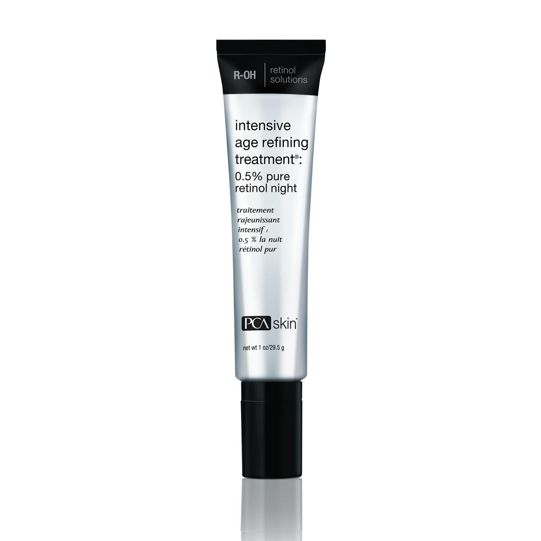 PCA skin intensive age refining treatment: 0.5% pure retinol night (1.0 oz / 29.5 g)