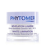 Phytomer White Lumination Complexion Recovery Moisturizing Cream - SPF15 (50 ml / 1.6 fl oz)