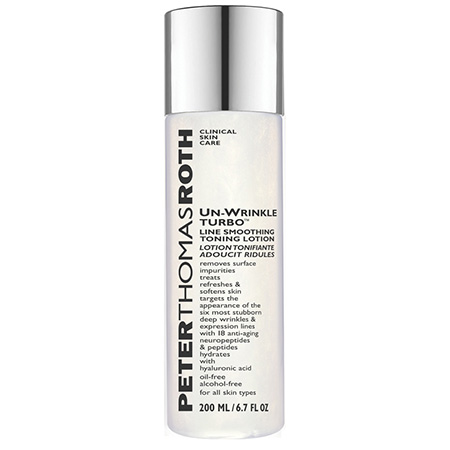 Peter Thomas Roth UN-WRINKLE TURBO LINE SMOOTHING TONING LOTION (6.7 fl oz / 200 ml)