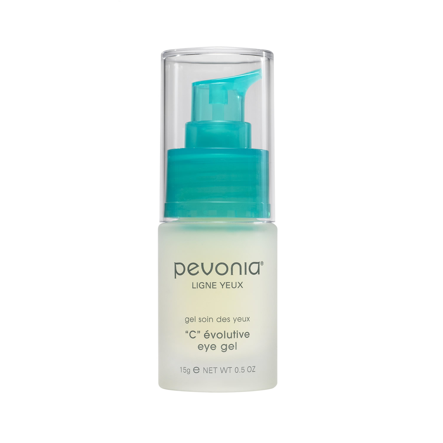 Pevonia ''C'' Complex Evolutive Eye Gel has been specially designed to combat under eye circles and puffiness.
