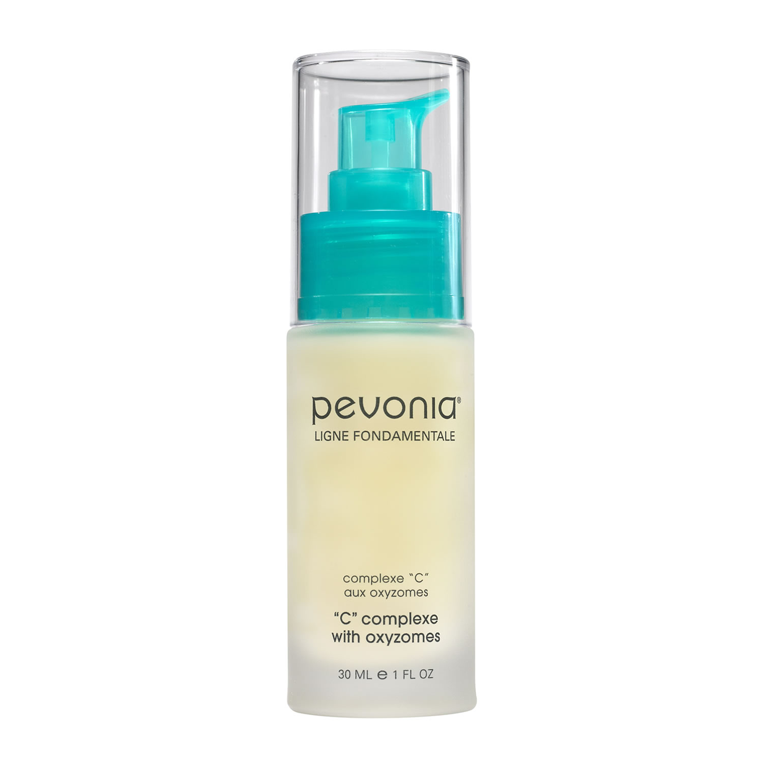 Pevonia ''C'' Complex With Oxyzomes has been specially designed to rejuvenate and revitalize the skin.