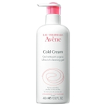 Avene Cold Cream Ultra-rich cleansing gel (400 ml / 13.52 fl oz)