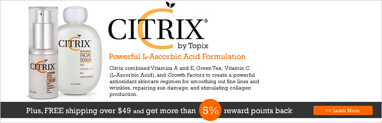 Citrix, Potent L-Ascorbic Acid Formulation