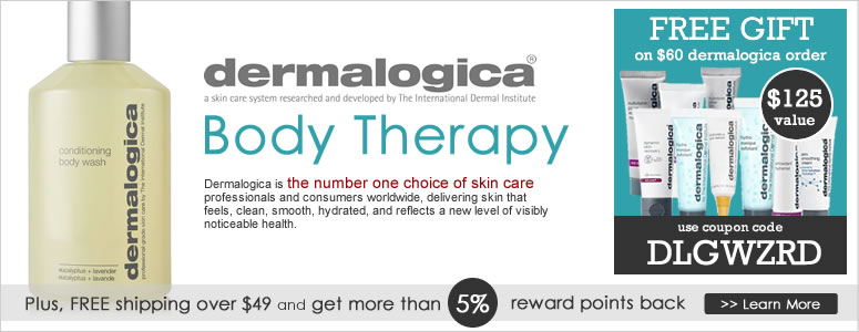 Dermalogica body, daily groomers and accessories Sale