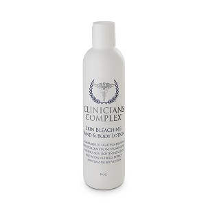 Clinicians Complex Skin Bleaching Hand & Body Lotion (8 oz.)
