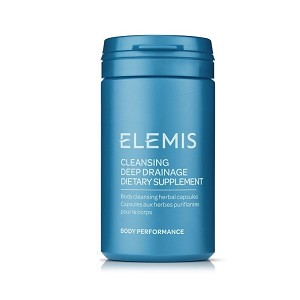 Elemis Cleansing Deep Drainage Body Enhancement Capsules (60 capsules) (30 g / 1.1 oz)