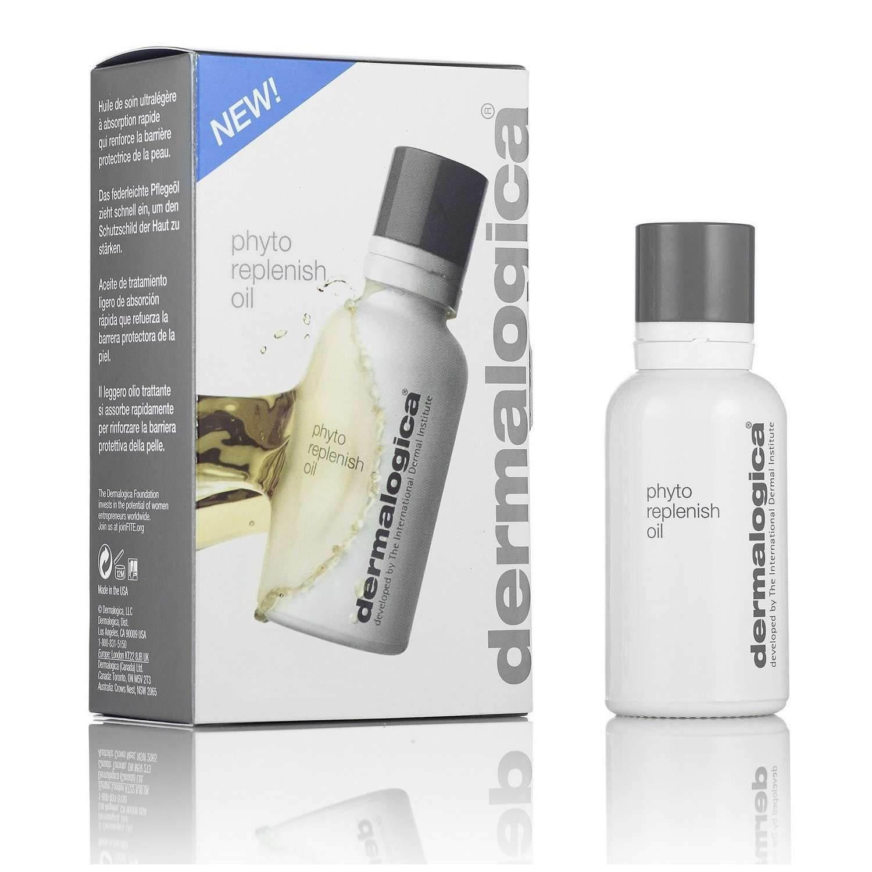 Dermalogica Phyto Replenish Oil 1 Fl Oz 30 Ml