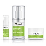 Murad Ready, Radiant, Retinol Kit [Limited Edition, $98 Value] (set)